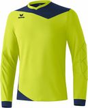 erima 414420 GLASGOW Torwarttrikot lime/new navy