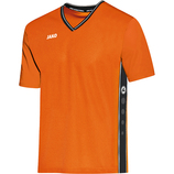 jako 4201 19 Shooting Shirt Center neon orange/schwarz