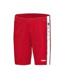 jako 4401 01 Short Center rot/weiß