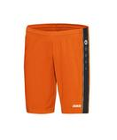 jako 4401 19 Short Center neonorange/schwarz