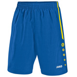 jako 4497 12 Sporthose Performance royal/citro