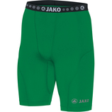 jako 8577 06 Short Tight Compression sportgrün