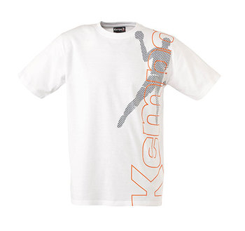 KEMPA PROMO T-Shirt Player weiss (#2002208-04)