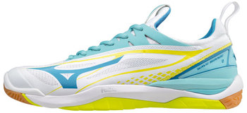 MIZUNO WAVE MIRAGE 2 WOMEN weiss-blau (#X1GB175022)