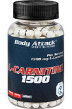 BODY ATTACK L-Carnitin (100 Kapseln x 500mg)