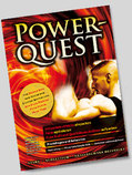 BUCH: Power-Quest (Jürgen Reis, DE)