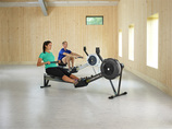 Concept2 Rudergerät Model D Indoor Rower mit PM5