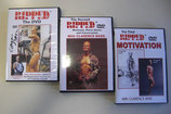 DVD-SET: Ripped Vol.1-3 (Clarence Bass, EN)