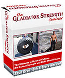 DVD: The Gladiator Strength Seminar (EN) Steve Maxwell