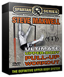 DVD: Ultimate Upper Body Pull-up Workout (EN) Steve Maxwell