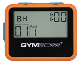 GYMBOSS Intervall Timer orange/blau