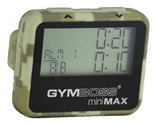 GYMBOSS Minimax Intervall Timer camouflage