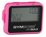 GYMBOSS Minimax Intervall Timer pink