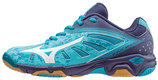 MIZUNO WAVE MIRAGE JR blau/weiß/blau (#X1GC160524)
