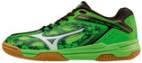 MIZUNO WAVE STEALTH 3 Junior neon grün (#X1GC140501)