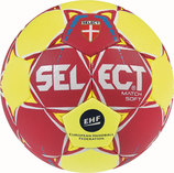 SELECT Handball MATCH SOFT gelb/rot (#162x85x335)