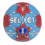 SELECT Handball Match Soft Gr. 3 blau/rot (#1622858232)