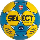 SELECT Handball PHANTOM gelb/blau (#169x8xx522)