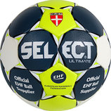 SELECT Handball ULTIMATE blau/gelb/weiss (#161x8xx250)