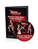Ultimate Sandbag DVD Women's Total Body Power Program (EN)