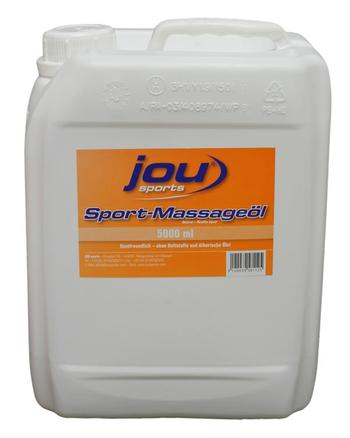 JOU Massage-Öl 5000 ml neutral