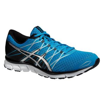 ASICS Gel Attract 4 blau silber (#T5K1N-4093)