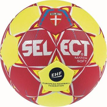 SELECT HB MATCH SOFT gelb/rot (#162x85x335)