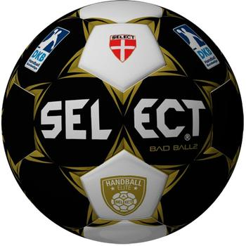 SELECT Handball BAD BALL 2 ELITE schwarz/weiss
