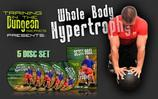 DVD: (EN) Whole Body Hypertrophy Scott Abel