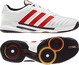 ADIDAS adipower stabil 10.0 weiss/rot (#V21249)