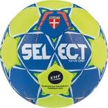 SELECT MAXI GRIP Gr. 3   Handball blau/gelb